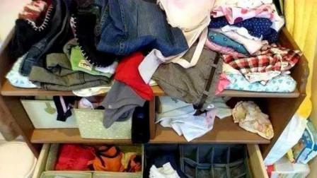 不管衣柜有多大,有4类衣服不要留,我是今天才清楚,早懂早拿走
