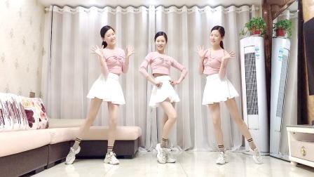网红广场舞《最美好的一切》活力健身操