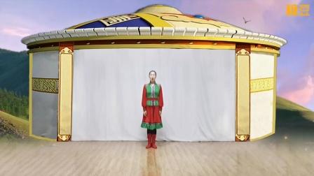 应子广场舞:《原上》