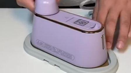 高颜值折叠熨烫机 ,还能放在桌子上熨烫