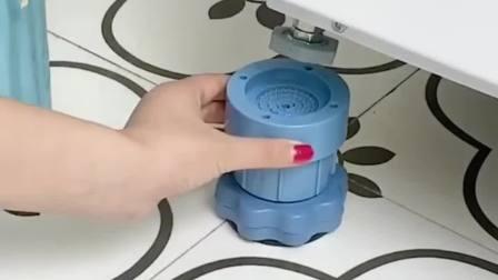好物分享:有了这个脚垫家里的洗衣机在也不没有噪音了,而且打扫垃圾