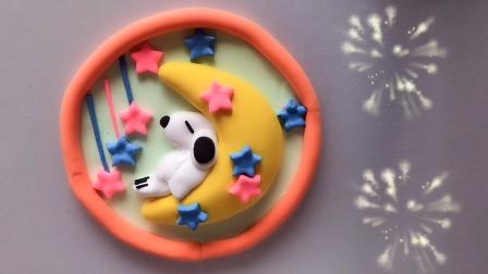猪猪侠和超级飞侠的月亮船玩具