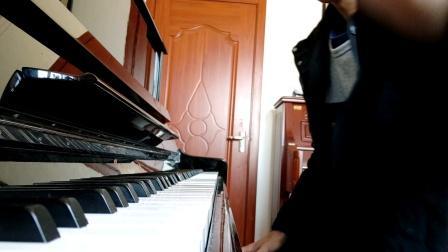 雨艺原创钢琴曲:《红魔天使第三章》生活随弹1