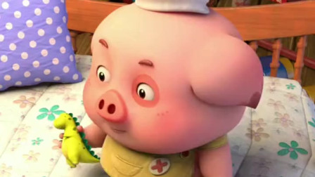 卖萌的豆豆猪,太可爱了!
