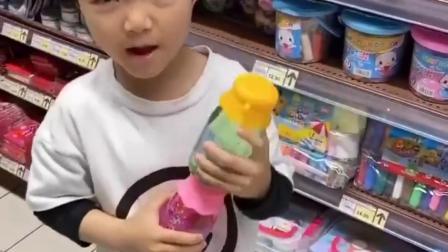 趣事的童年:虽然还是两瓶,可是也太小了吧