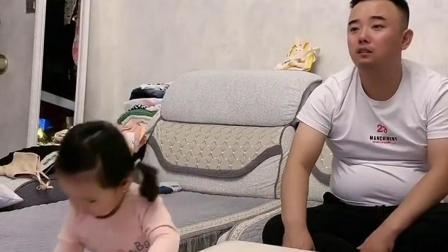 宝宝:想套路我,那是不可能的!结局爸爸懵逼了!
