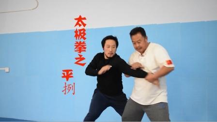 洪均生先生平挒:太极拳一拿便是反关节!