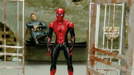 蜘蛛侠玩具动画:蜘蛛侠 被丧尸围攻了,在线求救