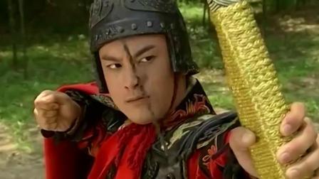 大汉:皇帝拿的弓都快一人高了,竟还嫌弃弓小,简直太秀了!