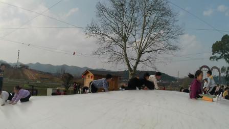 九江旅游景点 庐山花溪谷景区