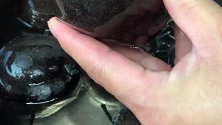 这梨烂了么?