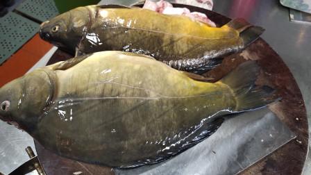 鱼太大家庭制作困难,照厨师的员工餐做法就简单多了