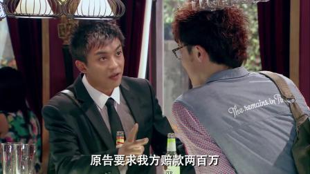 """张伟律师:""""相信我,我是专业的!"""""""