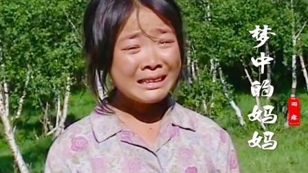 父母恩大于天,一曲《梦中的妈妈》深深的思念,唱哭了多少儿女!