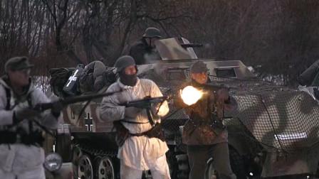 一部经典二战电影 每一秒都精彩刺激火爆震撼!