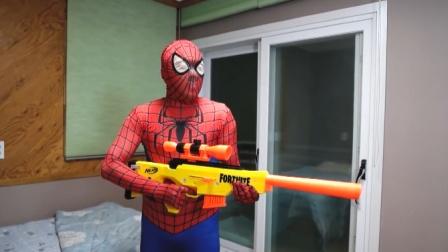 蜘蛛侠真人:当蜘蛛侠变成了沙雕