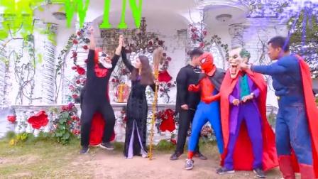 蜘蛛侠真人:一个礼物引发的魔法大战