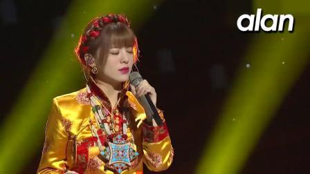 阿兰《青藏高原》现场版 用最可爱的脸唱最燃的歌!