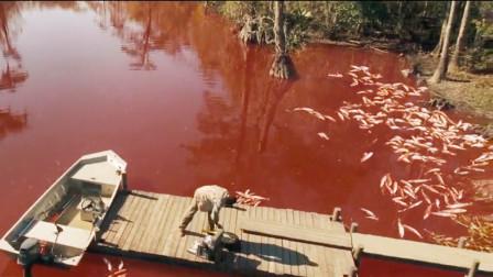3000米河水一夜变红,专家前来调查,发现里面全是人类血液