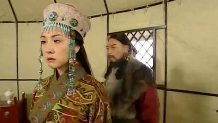 大汉:堂堂匈奴王,哪料为了有自己的孩子,竟连寡妇都不放过!
