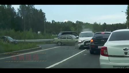 车祸现场#0025期:我有特殊的运货技巧