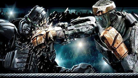 铁甲钢拳: 破烂也能成王者,陪练机器人最终逆袭成为世界拳王!