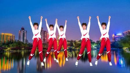 一支劲爆动感DJ《荷东舞曲》热情奔放,新的一年红红火火