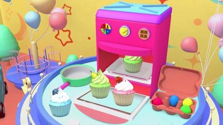 有趣的机器 能制作很多水果冰淇淋