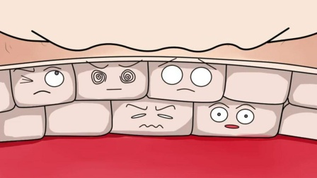 趣味动画:小时候经常这么玩