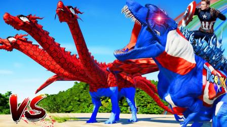 侏罗纪世界136恐龙大PK