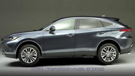 丰田威飒即将国产,比宝马X6还有气场,还买啥本田CRV,大众途观L?