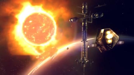 太阳大限来临急速膨胀,几秒后地球将被摧毁,这次没人流浪地球!
