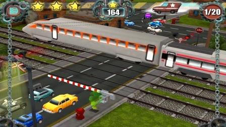 【永哥玩游戏】火车调度员 火车司机驾驶火车运输调度亲子游戏
