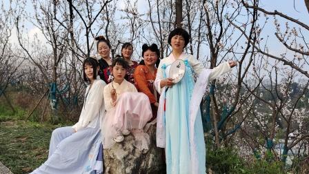 十里梅香茶源小镇汉服影集(2021.2.21)