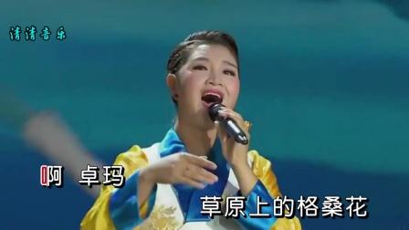 降央卓玛-《卓玛》,卓玛姑娘唱卓玛的歌,清新动听!