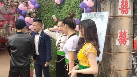 带你了解越南婚礼,唱歌跳舞,很开心