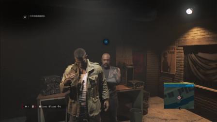 沙漠游戏《黑手党3》第4(1)实况娱乐解说