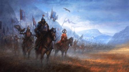 历史上第一个匈奴单于,敬畏名将李牧,和秦始皇比肩?