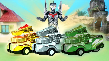 奥特曼赛车比赛,胜利者可以获得黄金白银青铜陀螺战车