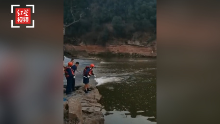 小孩落水 钓鱼男子下水施救两人不幸溺亡