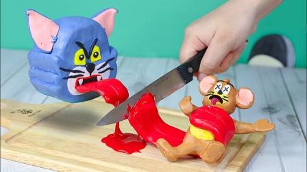 老外脑洞清奇,用玩具鼠制作三明治,画面太神奇了!