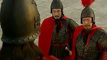 李勇做了匈奴先锋,哪料李广为证衷心,竟自降身份要求出战!
