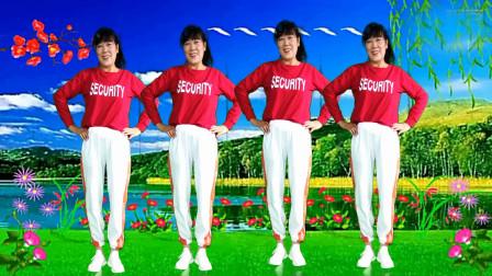 三友矿山广场舞【最亲的人】弹跳32步简单易学