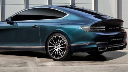 30万!这款豪华行政轿车,外观比奔驰E级漂亮,要啥奥迪A6!