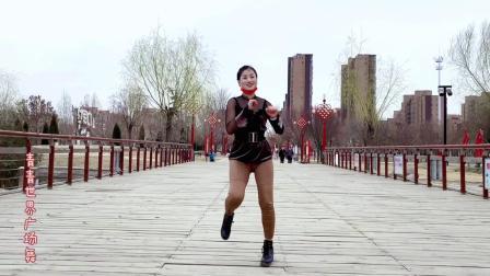 网红广场舞完整版来了《情难断DJ》歌调好像大海的旋律