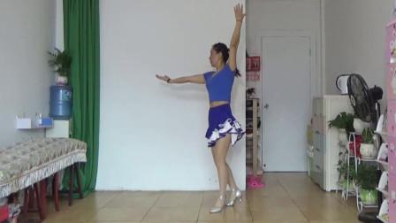 广场舞推荐《高原深处的爱》舞蹈轻盈曼妙