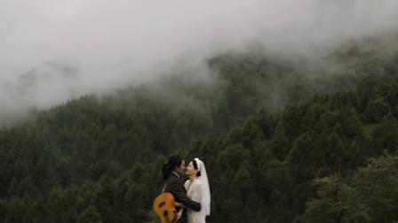绯系视觉作品 | 神木垒目的地婚礼