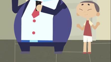 动画小剧场:希望家长们可以聆听孩子的内心世界~