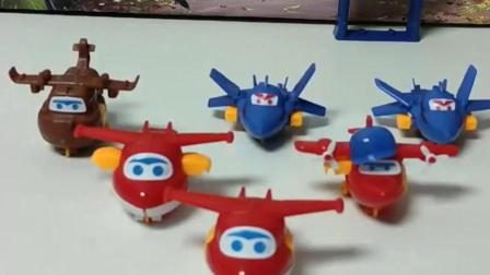 超级飞侠玩具:集体出发吧