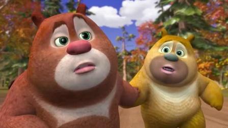 熊出没:熊宝宝好可爱哟